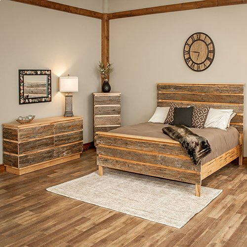 Big Sur Bed - California King Headboard Only