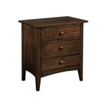 Gatherings Night Stand Molasses
