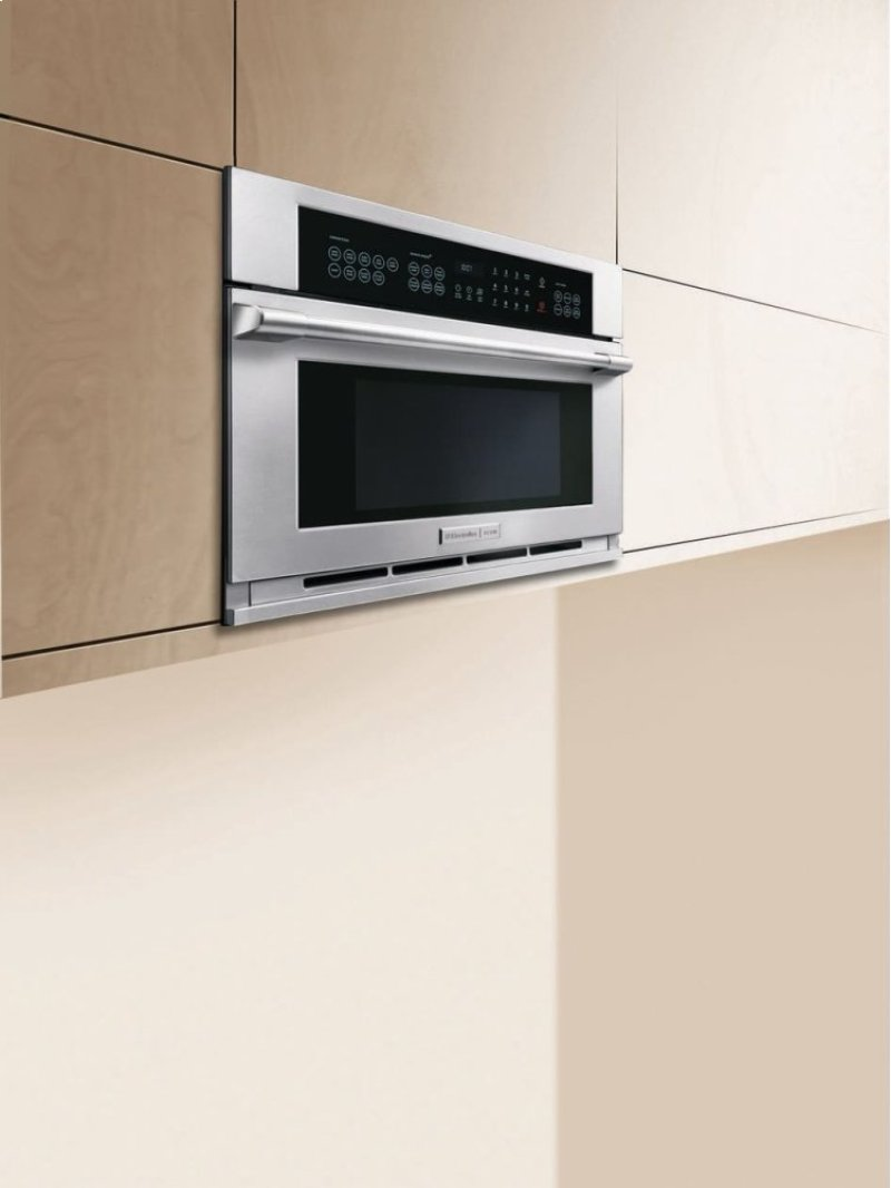 E30mo75hps In Stainless Steel By Electrolux Icon Portland Or Wall Oven Wiring Diagram Built Microwave With Drop Down Door