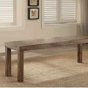 "Colettte 58"" Small Bench Product Image"