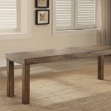 """Colettte 58"""" Small Bench"""