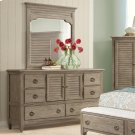 Myra - Door Dresser - Natural Finish Product Image
