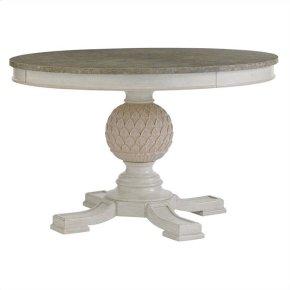 Preserve - Artichoke Pedestal Table In Orchid