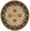 LIVING TREASURES LI04 IBK ROUND RUG 7'10'' x 7'10''