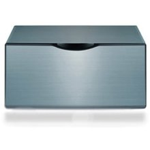 """15"""" pedestal for washers or dryers - Blue Steel"""