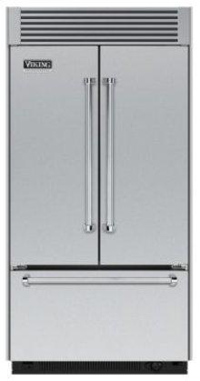 "42"" French-Door Bottom-Freezer Refrigerator"