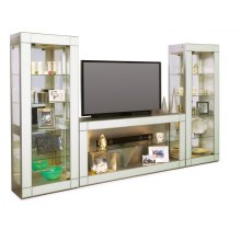 18242 ALTAIR I - BUNCHING TV CONSOLE & 18342 PIER CABINET