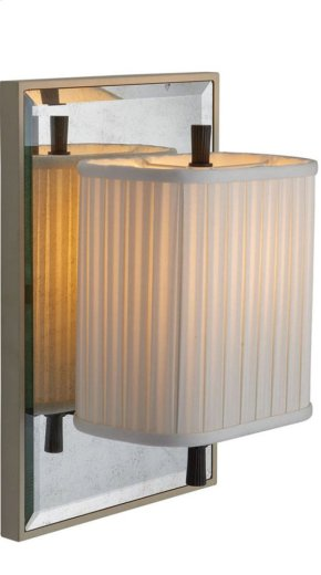 Visual Comfort BBL2016I/BZ-S Barbara Barry Sunset Plaza 1 Light 9 inch Bronze Decorative Wall Light