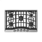 """36"""" Gas Cooktop, Natural Gas Product Image"""