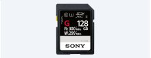 SF-G Series UHS-II SD Memory Card