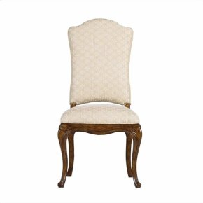 Arrondissement - Volute Side Chair In Heirloom Cherry
