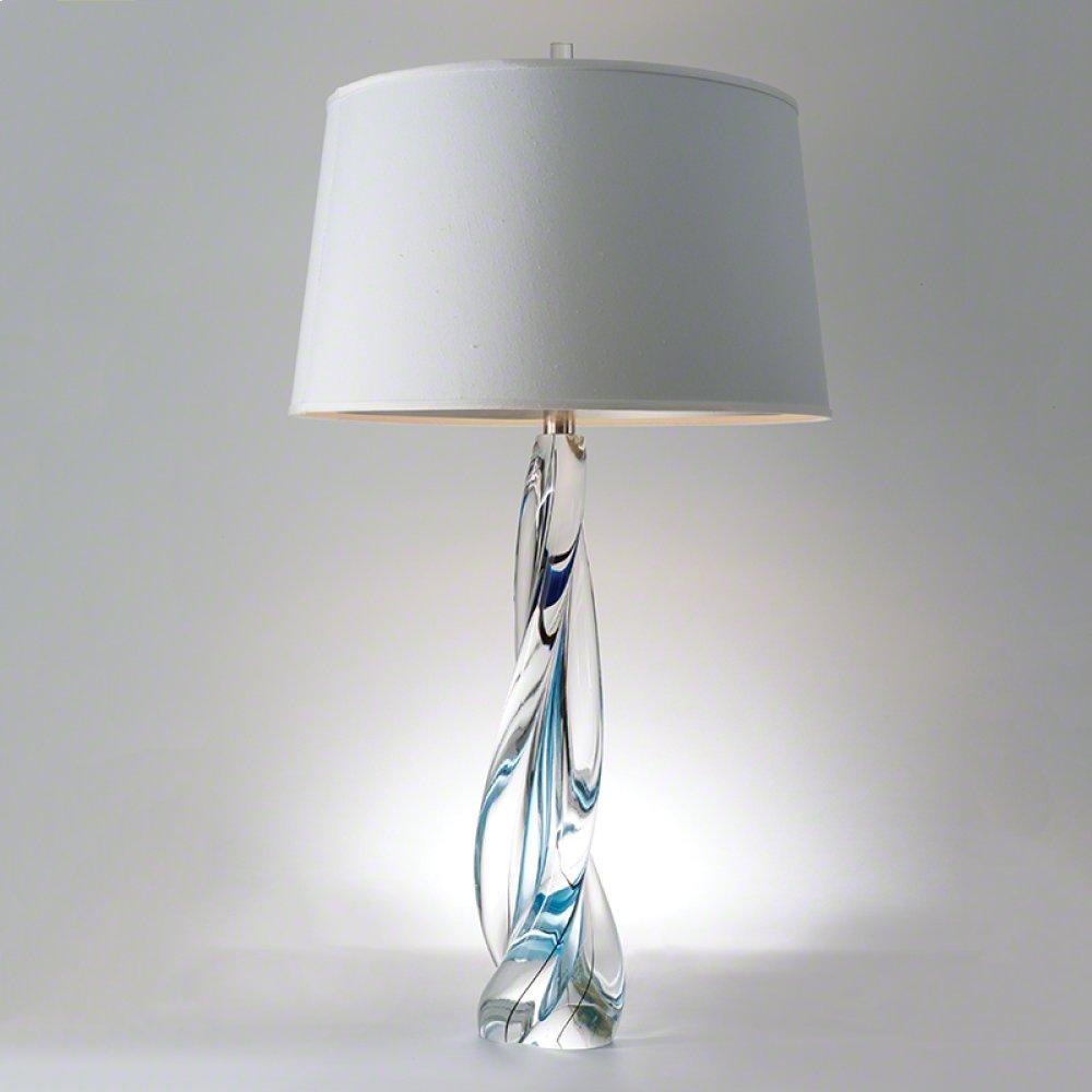 Ocean Twist Lamp
