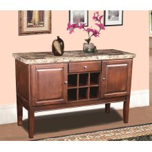 MARBLE TOP SERVER