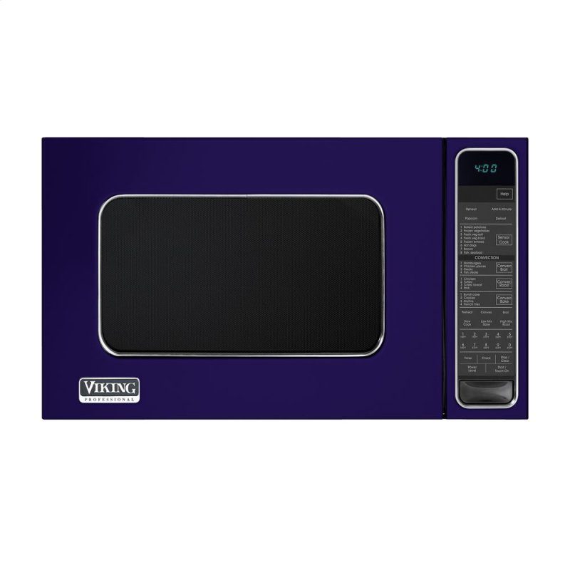 Cobalt Blue Convection Microwave Oven Vmoc