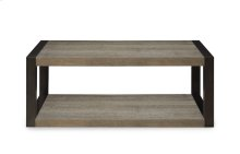 Helix Rectangular Cocktail Table