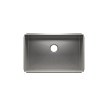 "J7® 003932 - undermount stainless steel Kitchen sink , 27"" × 17"" × 10"""