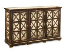 Pinehurst Three-Door Cabinet