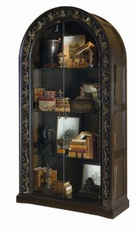 Wellington Court Curio Cabinet Product Image