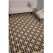 Maze Maz01 Bark Rectangle Rug 7'9'' X 10'10''