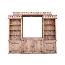 4pc Marble Wall Unit
