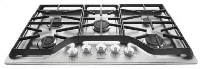 36-inch Wide Gas Cooktop with Power Burner Product Image