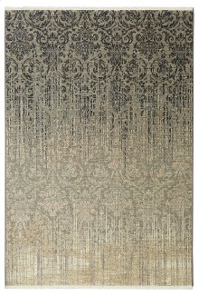 Tiberio Gray Runner 2ft 1in x 7ft 10in