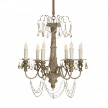 Forli Crystal Chandelier