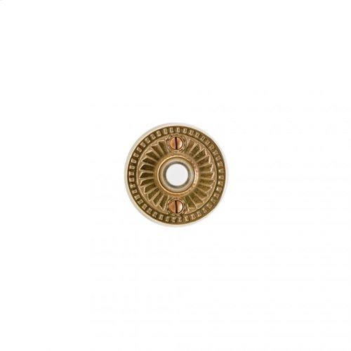 Briggs Doorbell Button Silicon Bronze Rust