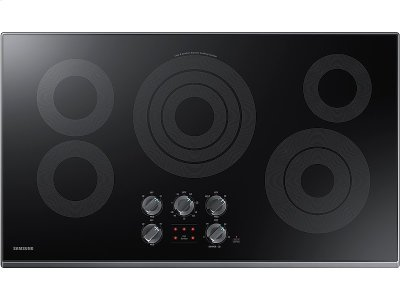 """36"""" Electric Cooktop Product Image"""