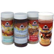 Gift Pack--4 Jars, 1 of each flavor