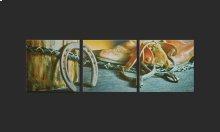 """horse Shoe"" artwork"