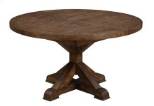 Emerald Home Chambers Creek Dining Table Kit Brown D412-12-k