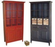 Display & Storage Cabinet