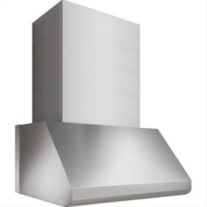"30"" Flue Cover for 10' Ceiling - Extended Depth"