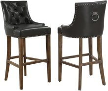 Uptown Grey Counter Stool