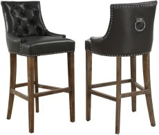 Uptown Grey Counter Stool Product Image