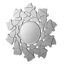 Jig Saw Wall Mirror