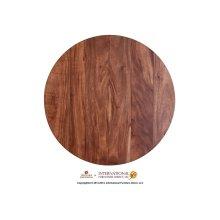 Bistro Top Saman Wood