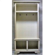 "#606 Nantucket Hall Bench 42""wx16.5""dx83""h"