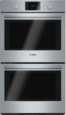 """30"""" Double Wall Oven, HBL5651UC, Stainless Steel Product Image"""