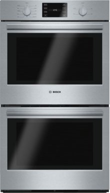 "500 Series 30"" Double Wall Oven, HBL5651UC, Stainless Steel"