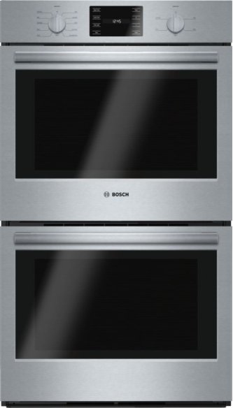 "30"" Double Wall Oven, HBL5651UC, Stainless Steel"