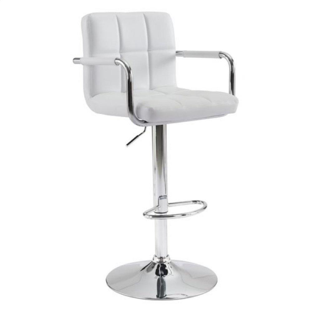 Henna Bar Chair White