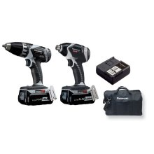 14.4V 3.3Ah Impact Driver Combo Kit with Dual Voltage Technology
