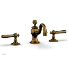 MARVELLE Widespread Faucet lever Handles 162-02 - French Brass