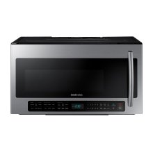 ME21H706MQS Over the Range Microwave with Smart Multi Sensor, 2.1 cu.ft