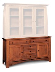 "Aspen Hutch Base with Inlay, Large, Aspen Hutch Base, Large, 19"" Base Product Image"