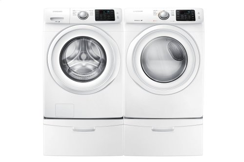 WF45M5100AW Front-Load Washer with 5.2 cu.ft. Capacity