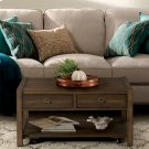 Perspectives - Small Coffee Table - Brushed Acacia Finish Product Image