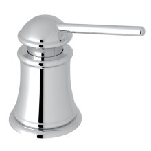 Polished Chrome Traditional Soap/Lotion Dispenser